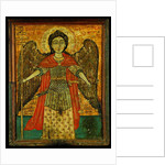 Icon of the Archangel Michael by School Egyptian