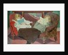 Two Girls Reading by Malcolm Drummond