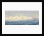 Alpine Landscape, 1875 by Lady Emma Crichton