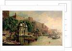 Old York Gate, Adelphi by John O'Connor