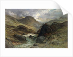 Gorge in the Mountains, 1878 by Gustave Dore