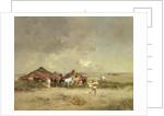 Arab Encampment, 1872 by Victor-Pierre Huguet