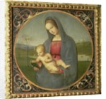The Madonna Conestabile, 1502/03 by Raphael