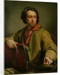 Self Portrait by Anton Raphael Mengs
