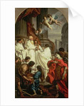 The Mass of St. Basil, 1743-7 by Pierre Subleyras