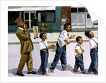 The Marching Band by Colin Bootman