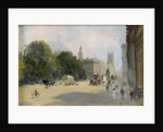 Early Afternoon, Whitehall, London by George Hyde Pownall