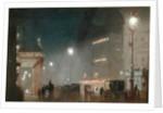 The Haymarket, London, c1910 by George Hyde Pownall