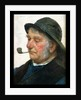 A Quiet Pipe by Edwin Harris