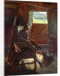 Cutting Stacks Rods, 1897 by Edward George Hobley