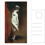 The Bather, c.1825–-30 by William Etty