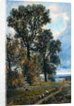 Heronsgate, 1905 by John William Buxton Knight