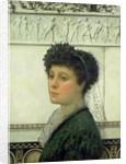 Fiamella, 1883 by John Atkinson Grimshaw