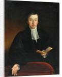 Reverend Canon Welbury Mitton, c.1830 by Unknown Artist