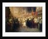 The Coronation of Queen Victoria, 1838 by Edmund Thomas Paris
