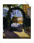 The Arbour, c.1886 by Louis Anquetin