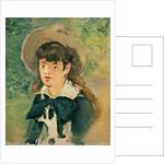 Mademoiselle Voisin, 1880 by Edouard Manet