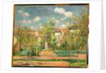Garden, c.1876 by Camille Pissarro