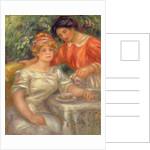 Tea Time, 1911 by Pierre Auguste Renoir