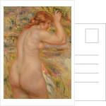 Standing Nude by Pierre Auguste Renoir