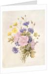 Field Flowers, 1842 by French School