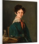 Mme Lemaistre by Jean Baptiste Camille Corot
