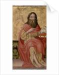 St John the Baptist by German School