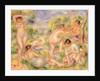 Bathing Group, 1916 by Pierre Auguste Renoir