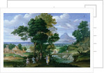 Landscape with People, early 17th century by Giovanni Battista Viola
