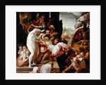 The Rape of Helen, c.1533 by Francesco Primaticcio