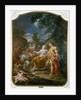 Mars and Venus with cupids by Corrado Giaquinto