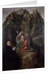 The Virgin of Montserrat by Fray Juan Andres Rizi