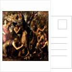 'Flaying of Marsyas' by Titian (c.1488-1576)