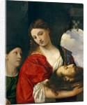 Salome with the Head by Titian (c.1488-1576)