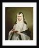 Portrait of a nun, 1750 by Antonio Gonzalez Ruiz