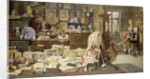 Armour, Prints, Pictures, Pipes, China Old Rickety Tables, and Chairs Broken Back'd, 1882 by Benjamin Walter Spiers