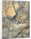A Child's Future by Arthur Rackham