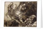 The Twelfth Labour of Hercules by Arthur Rackham