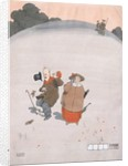 Another Illustrated Crossword Puzzlette Across by William Heath Robinson
