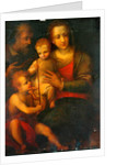 The Holy Family And St John, 1501 by Italian School