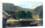 Coast Scene, 1835 by Frederick Richard Lee