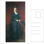 Mrs William Smith, 1908 by William Logsdail