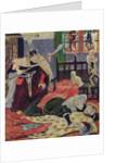 Death of Sir Tristram, 1863 by Ford Madox Brown
