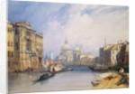 The Grand Canal, Venice, 1879 by William Callow