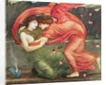 Cupid Delivering Psyche, 1867 by Edward Coley Burne-Jones
