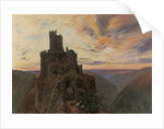 Ehrenburg on the Mosel by Alfred William Hunt