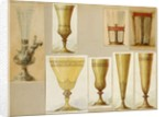 Selection of designs, House of Carl Faberge by Carl Fabergé
