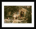 Hylas and the Water Nymphs by Henrietta Rae