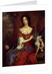Portrait of Mary of Modena, Second Wife of James II, c.1685 by William Wissing or Wissmig
