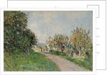 Path Near Sevres, 1879 by Alfred Sisley